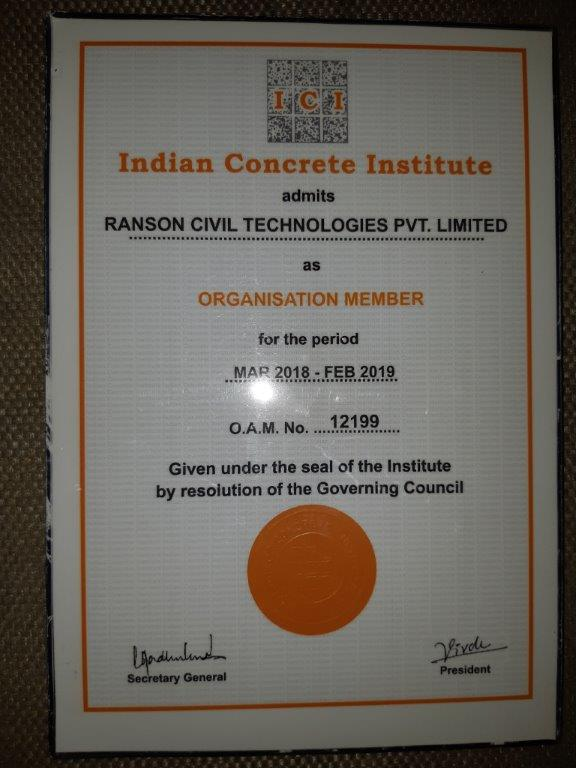 Ranson Civil Technologies Pvt  Ltd